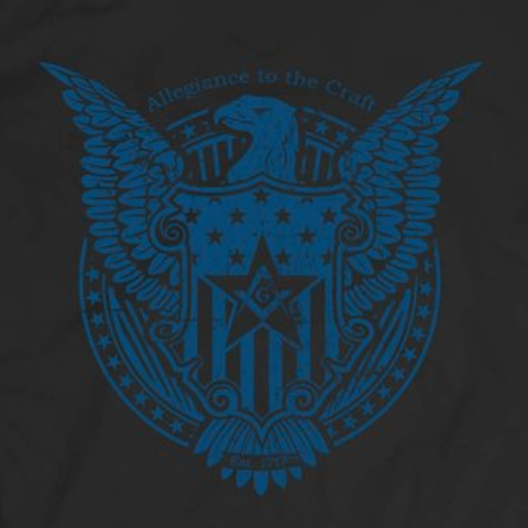 Allegiance to the Craft  - tshirt - Mason Gear Shop