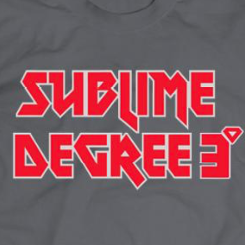 SUBLIME DEGREE  Rock Star  - tshirt - Mason Gear Shop