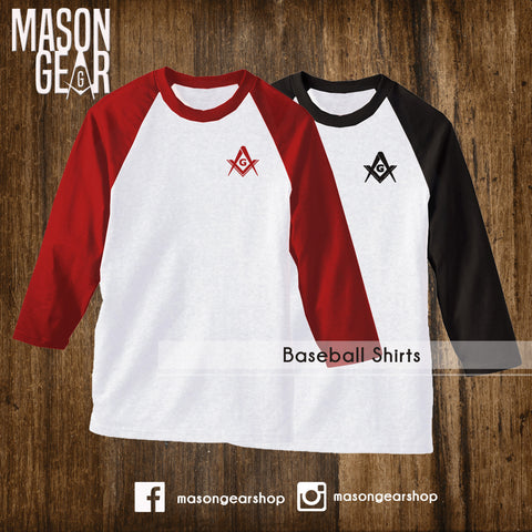 Mason Baseball Tee - Mason Gear Shop