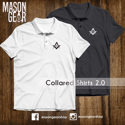 From Darkness to Light Polo Shirt 2.0 - 1 SET - Mason Gear Shop