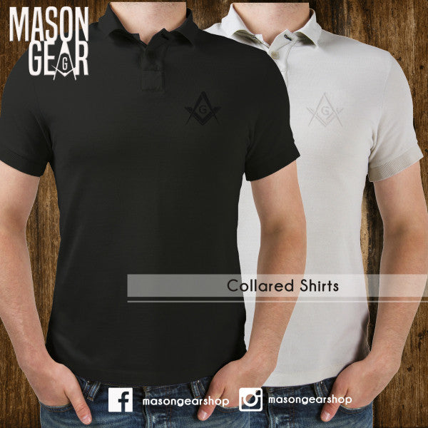 From Darkness to Light Polo Shirt- 1 SET - Mason Gear Shop