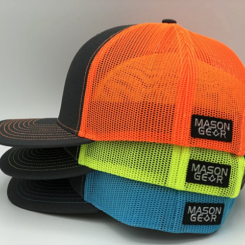 Fluorescent Neon Cap - Mason Gear Shop