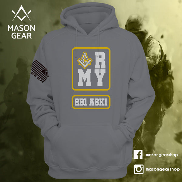 2b1ask1- hoodie - Mason Gear Shop