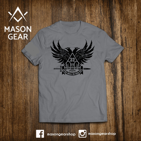 Scottish Rite Wings UP - tshirt - Mason Gear Shop