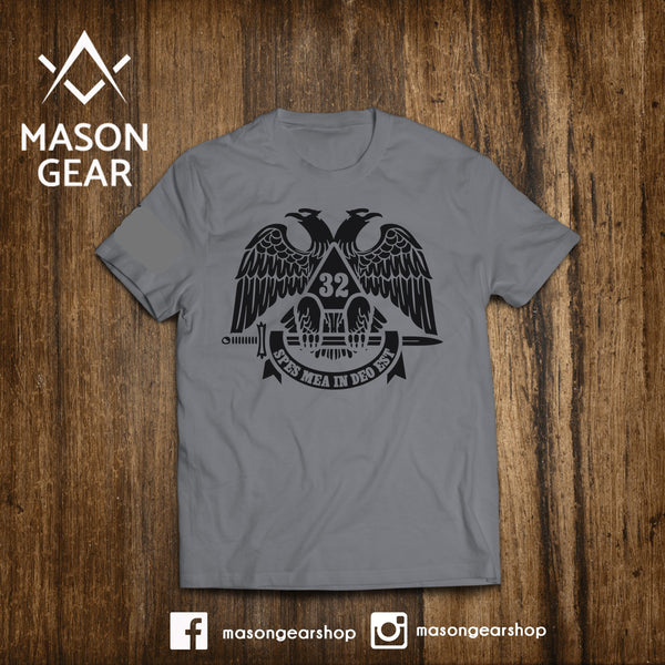 Scottish Rite Wings Down - tshirt - Mason Gear Shop