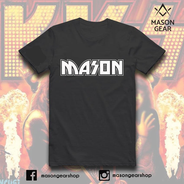 MASON Rock Star - tshirt - Mason Gear Shop