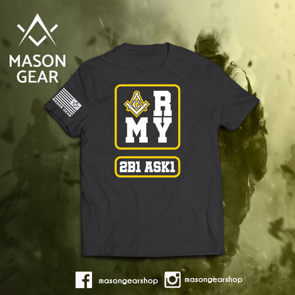2b1ask1 - tshirt - Mason Gear Shop