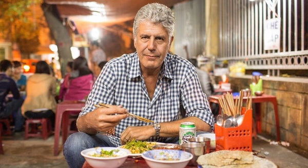 An Anthony Bourdain Tribute