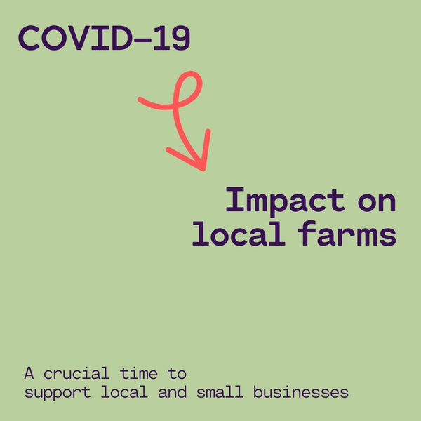 Farmer Updates: Impact of COVID-10 On Local Farms