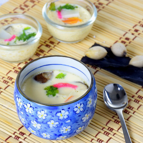Cooking Workshop: Japanese Egg Custard