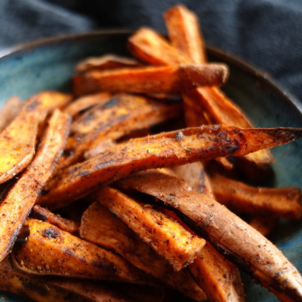 Southwestern Sweet Potato Fries