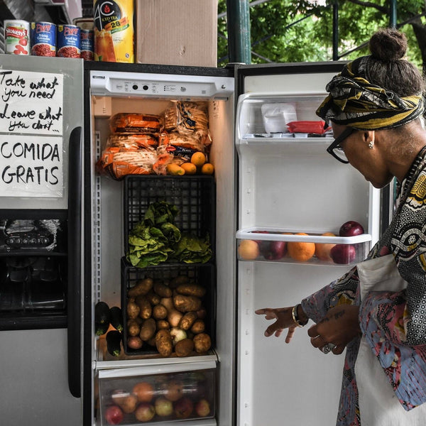 COVID-19 Shines a Light on New York City's Problem of Food Insecurity