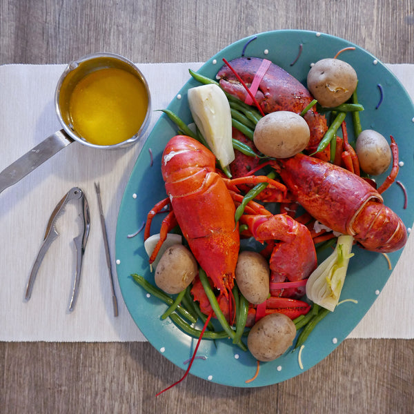 Winter Lobster Boil
