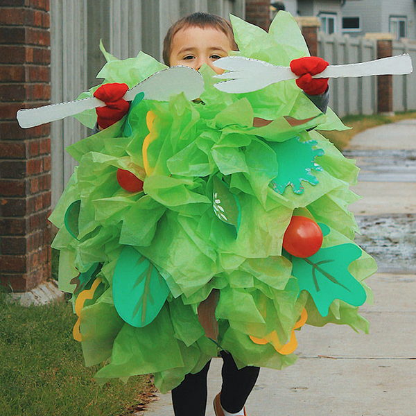 The Best Vegetable and Fruit Halloween Costumes