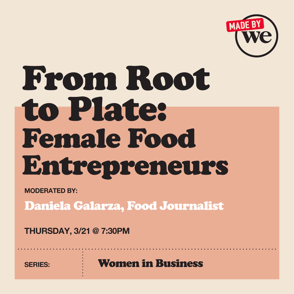 Women in Food Panel