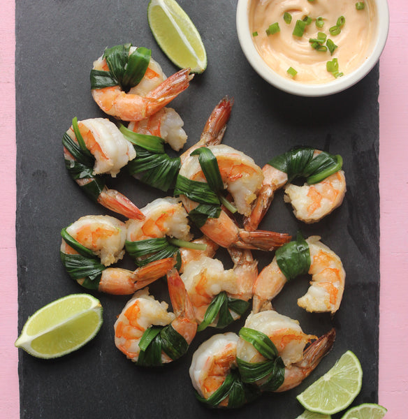 Ramp Shrimp
