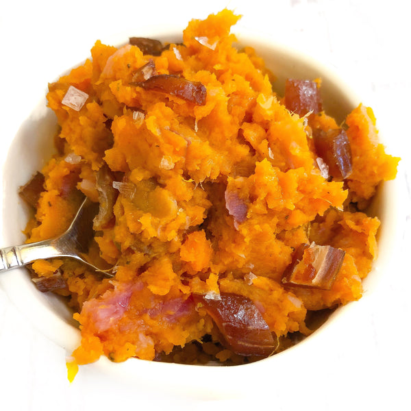 Sweet Potato & Turnip Mash