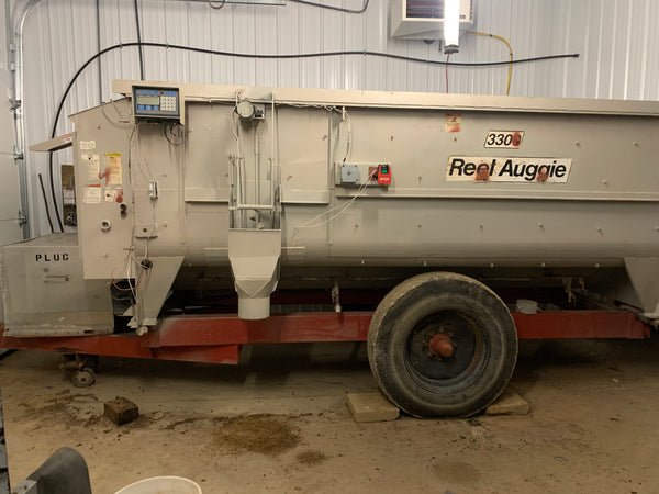 Refurbished substrate mixer