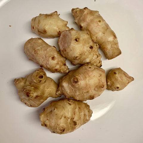 Local Roots NYC Sunchokes