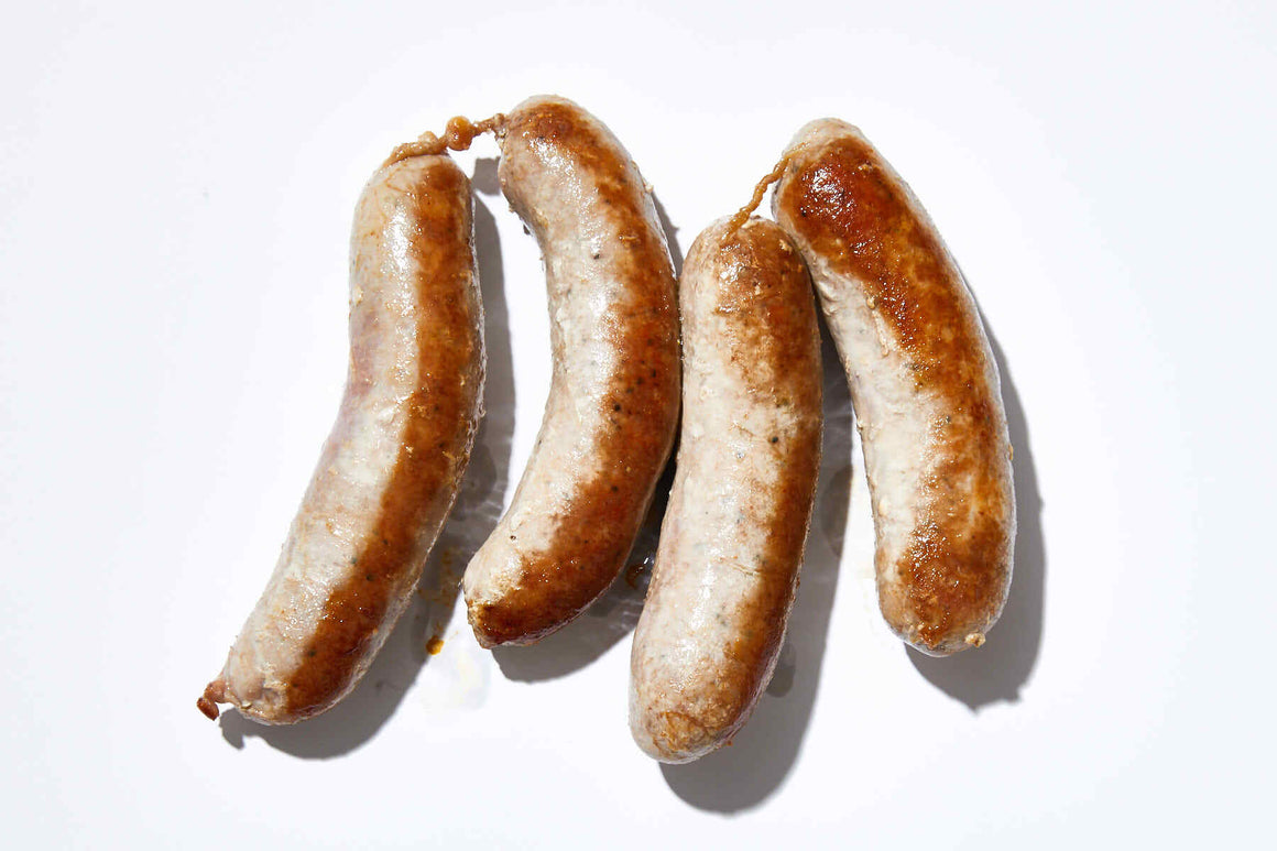 Local Roots Garlic Sausage (Add-On)