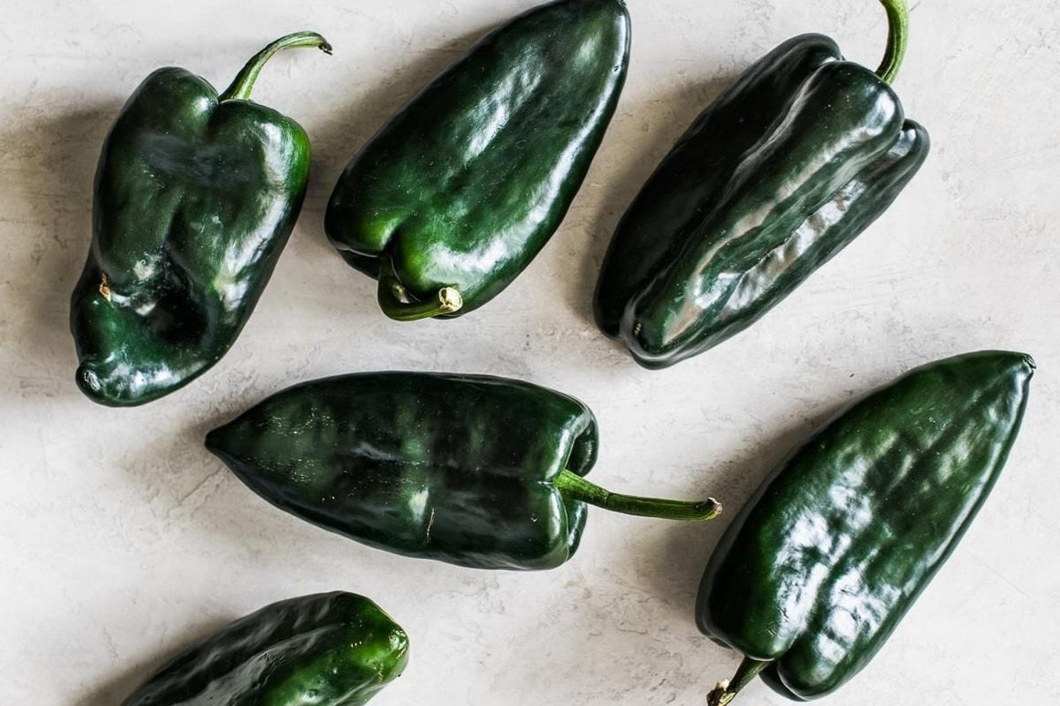 Poblano Peppers (Add-On)