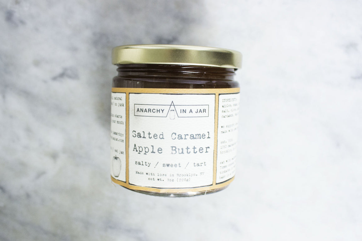 Apple Butter Salted Caramel — à la carte
