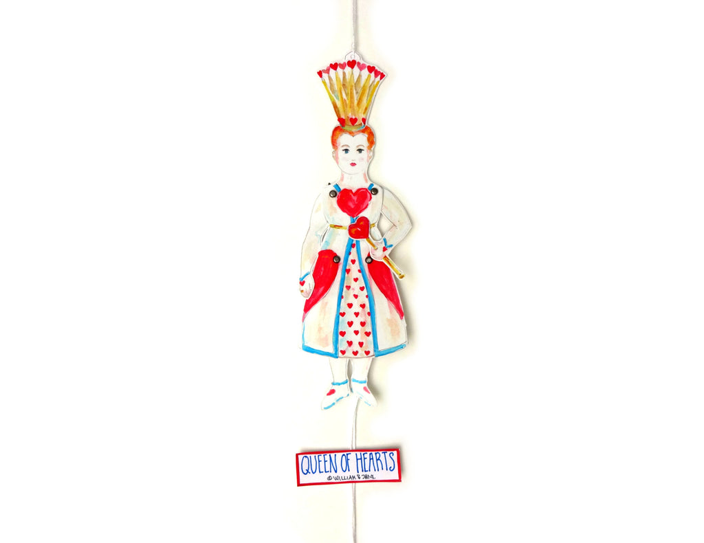 Queen of Hearts Dancing Doll - Digital File – William & Jane