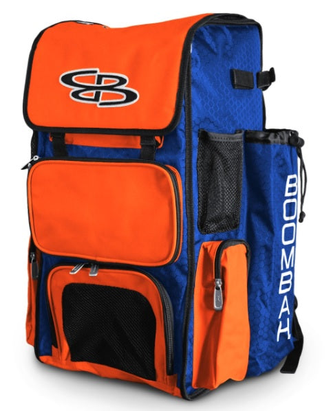 BOOMBAH SUPERPACK BAT PACK (WITH ALL OUT LOGO AND NUMBER)