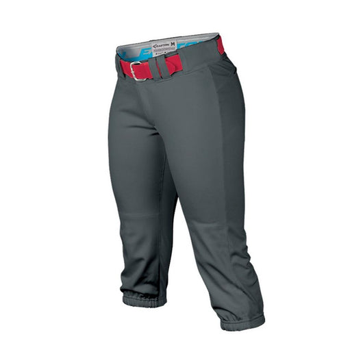 2018 FALL ALL OUT SOFTBALL UNIFORM PANT - EASTON PROWESS (CHARCOAL)