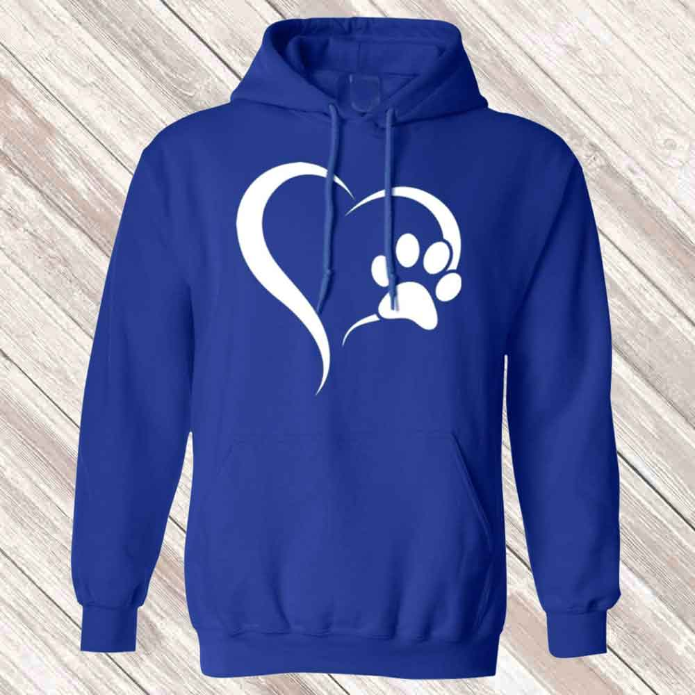 Dog Lovers Hoodies