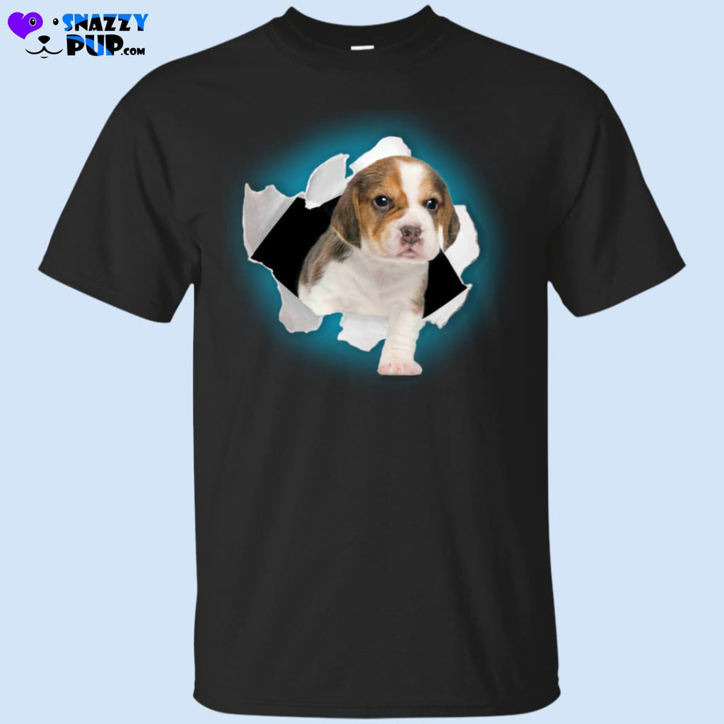 Beagle Puppy Breakout #2 - Apparel