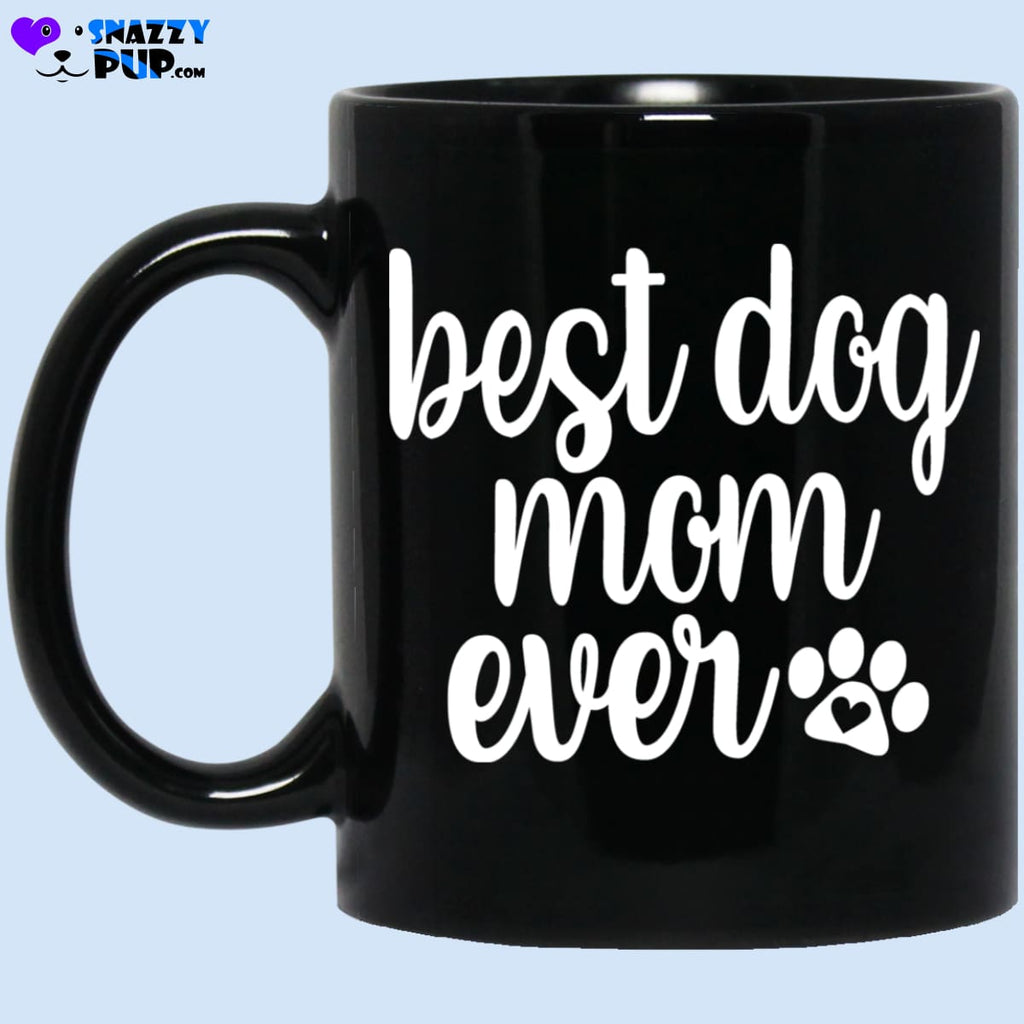 Best Dog Mom Coffee Mug - Apparel