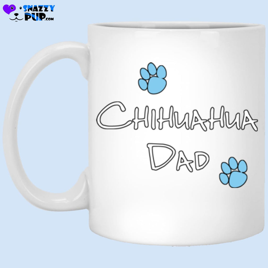 Chihuahua Dad - Apparel
