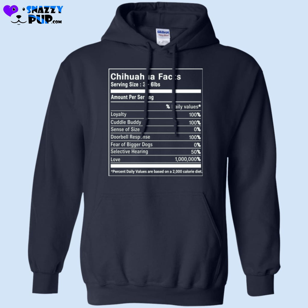 Chihuahua Ingredients - Apparel