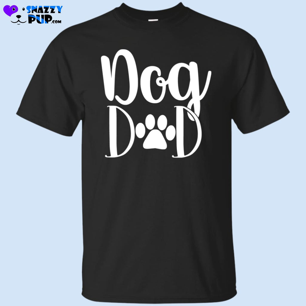 Dog Dad T-Shirt - T-Shirts