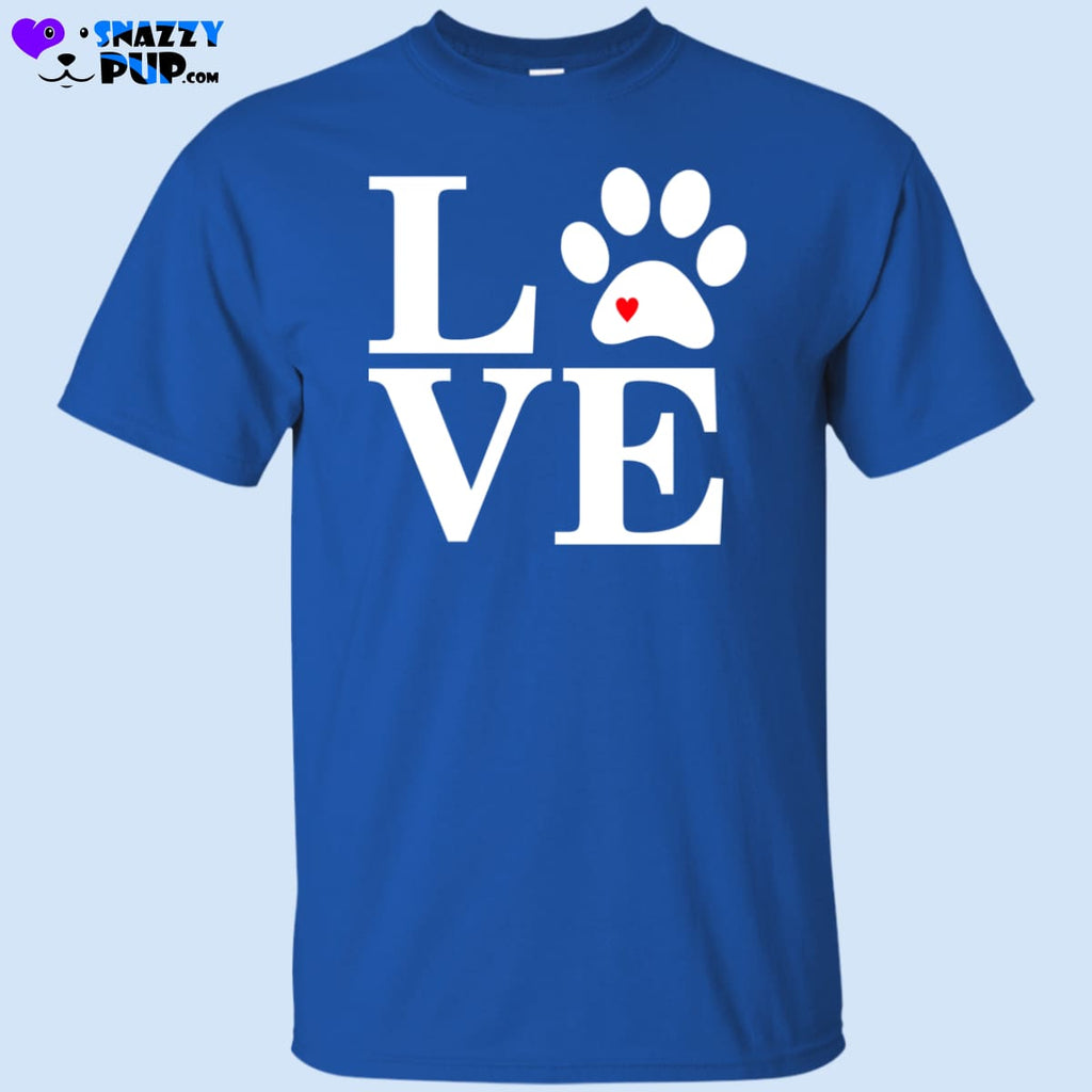 Dogs Are Love T-Shirt - T-Shirts