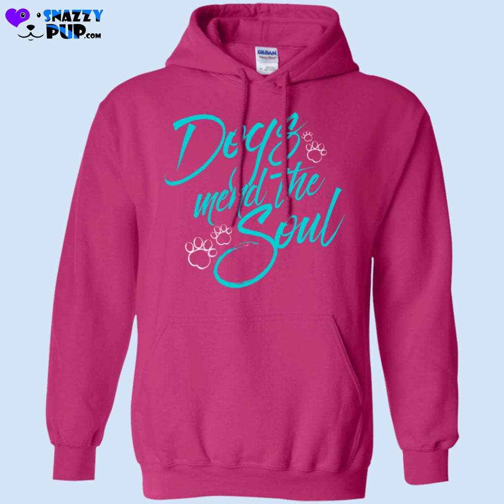Dogs Mend The Soul - Sweatshirts
