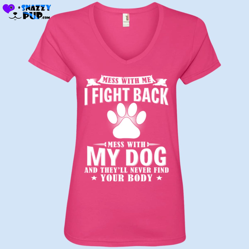 Dont Mess With My Dog - T-Shirts
