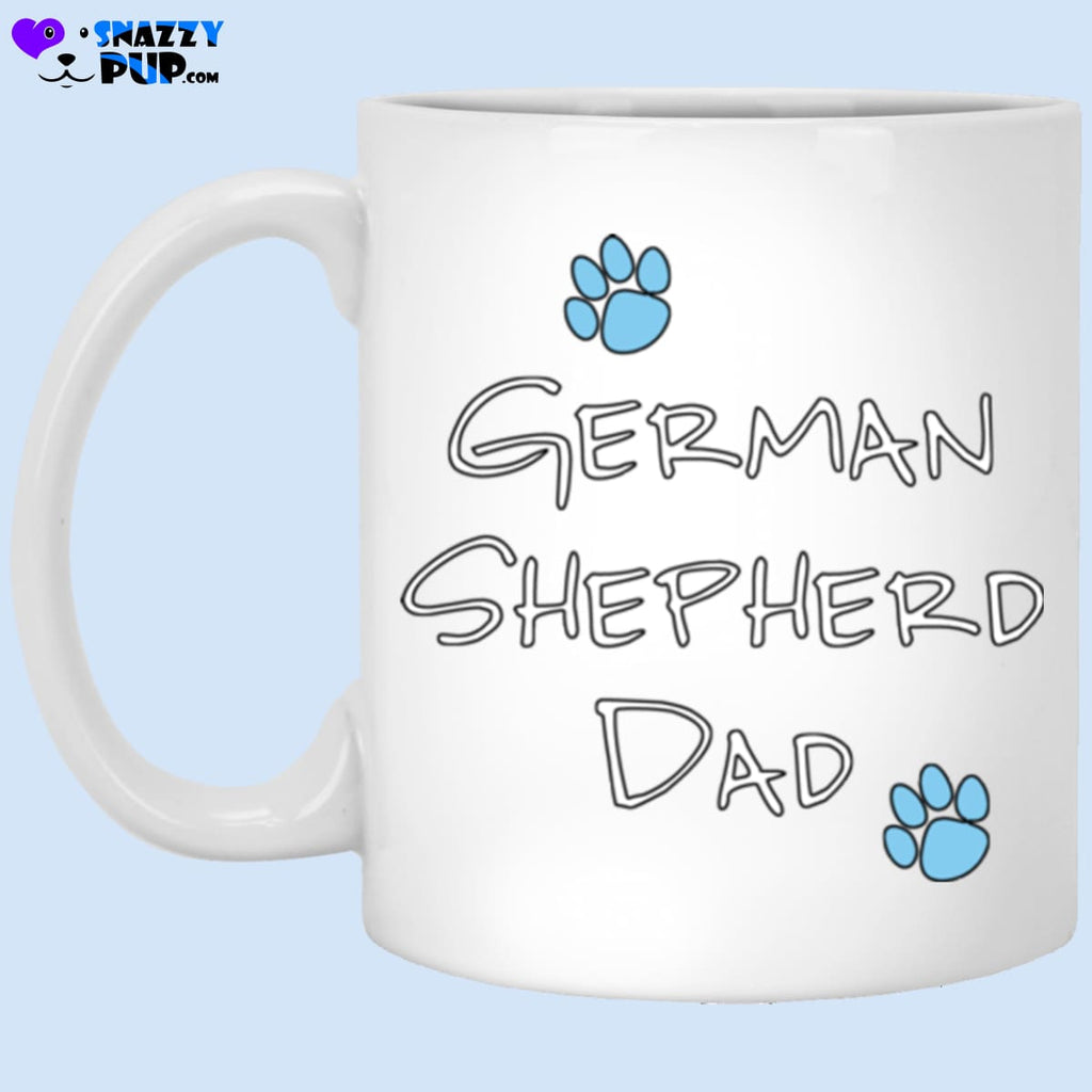 German Shepherd Dad - Apparel