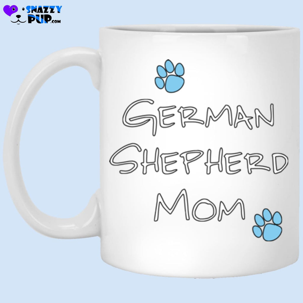 German Shepherd Mom - Apparel