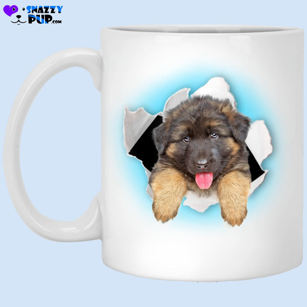 German Shepherd Puppy Breakout - Apparel
