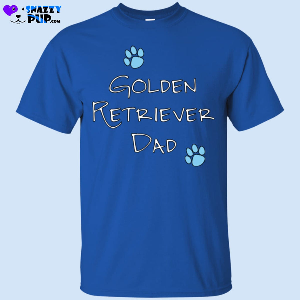 Golden Retriever Dad - Apparel