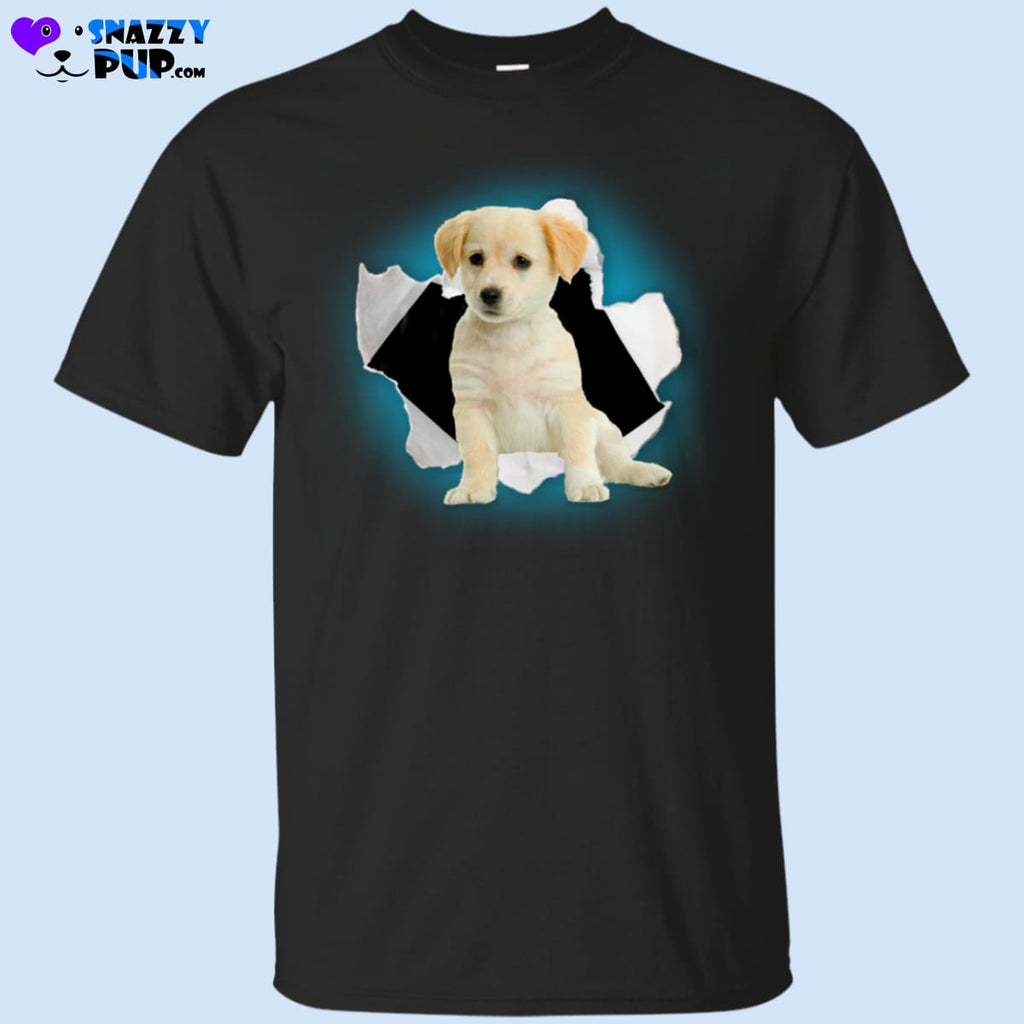 Golden Retriever Puppy Breakout #2 - Apparel