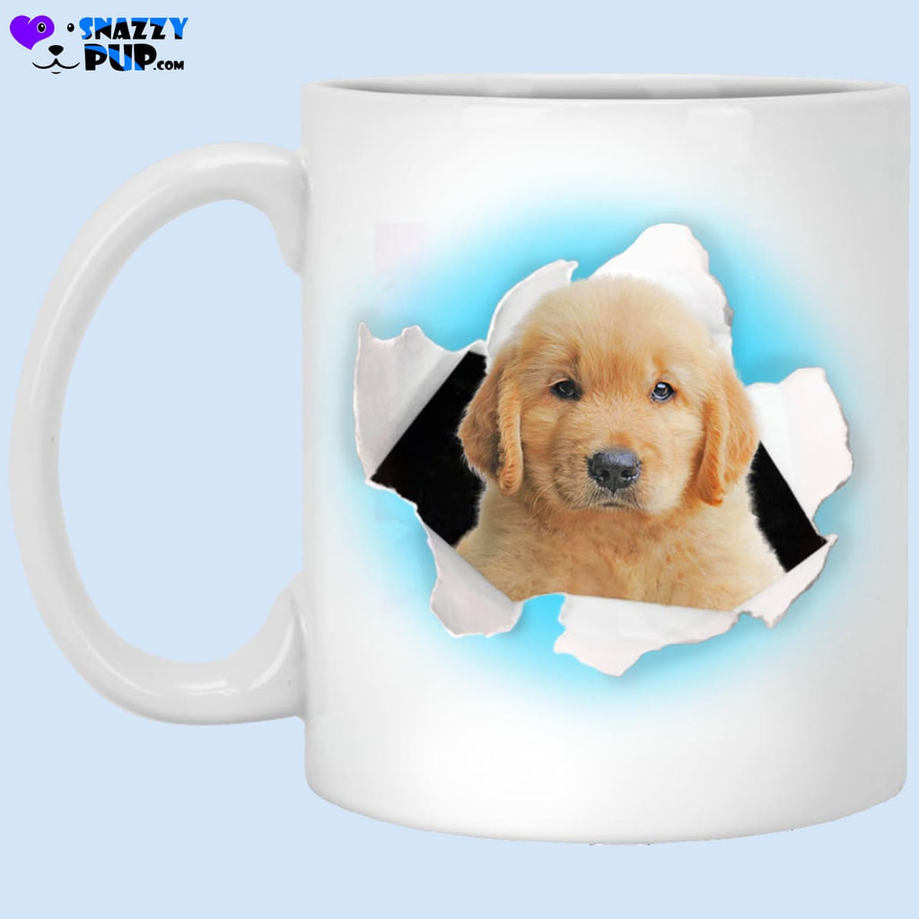 Golden Retriever Puppy Breakout - Apparel