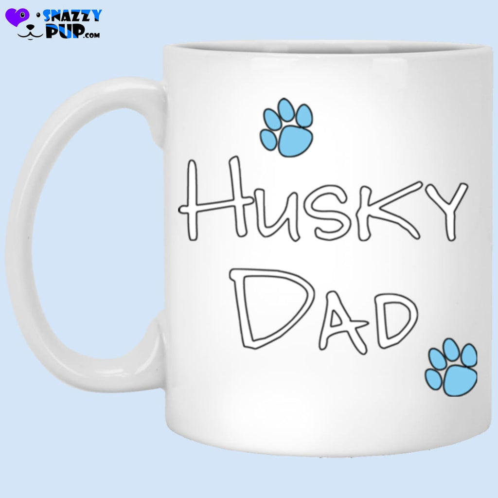 Husky Dad - Apparel