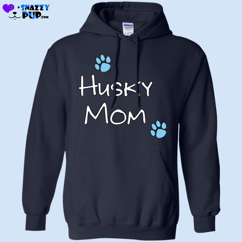 Husky Mom - Apparel