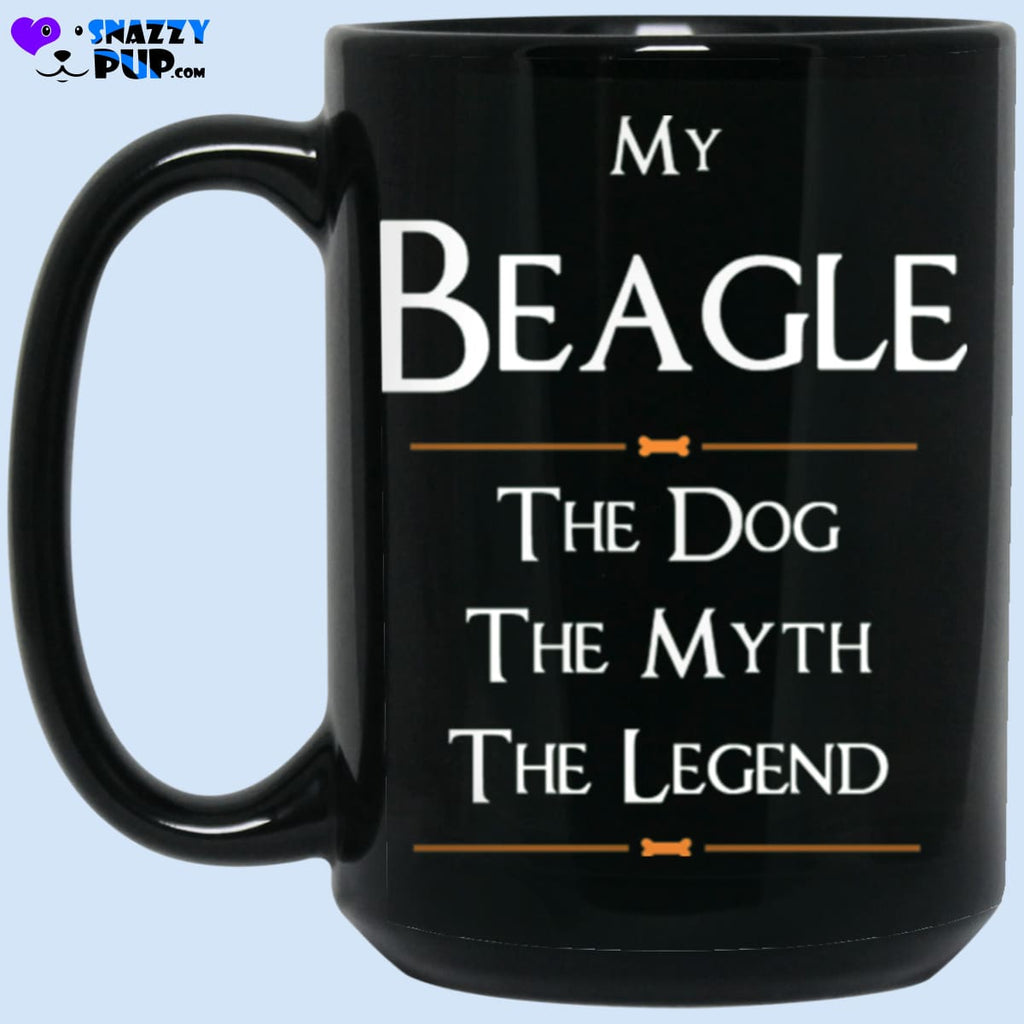 My Beagle...the Dog The Myth The Legend - Apparel
