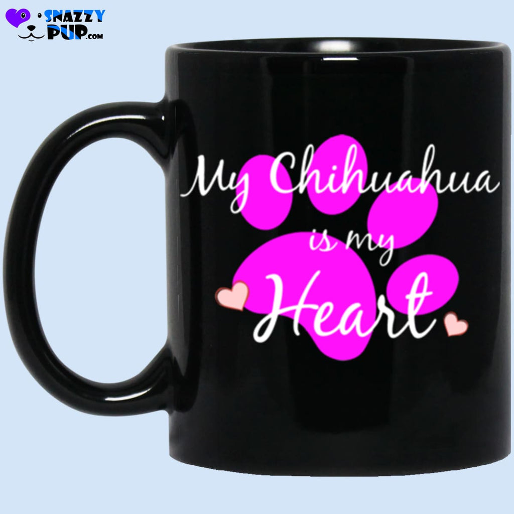 My Chihuahua My Heart - Apparel