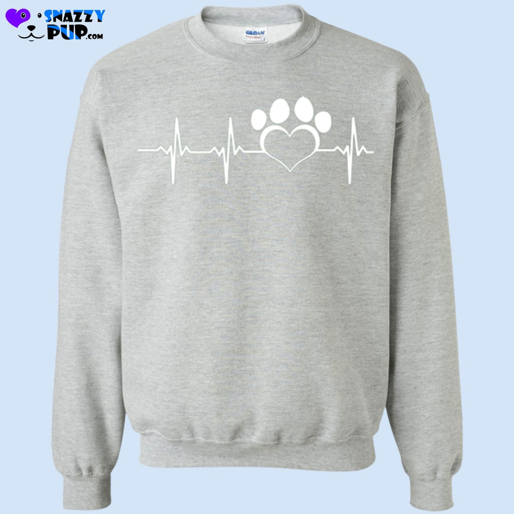 My Dog My Heartbeat - Sweatshirts