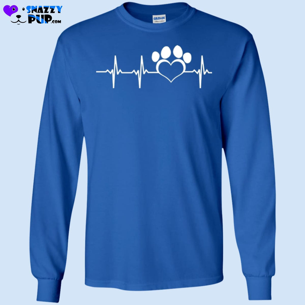 My Dog My Heartbeat - T-Shirts